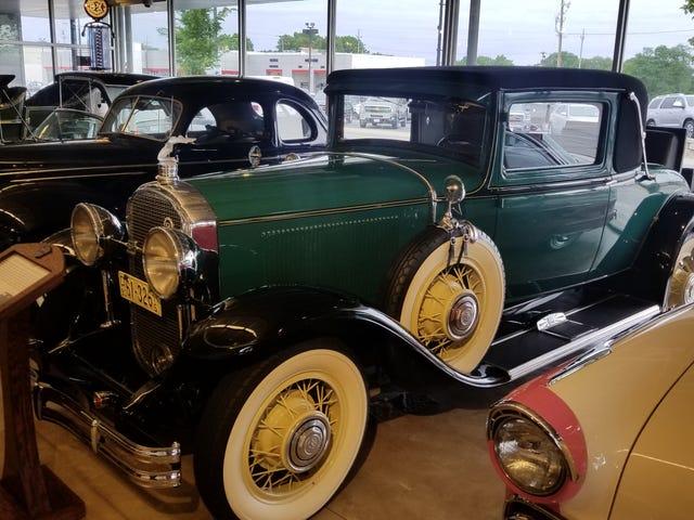 Car Museum Photos (pic dump)