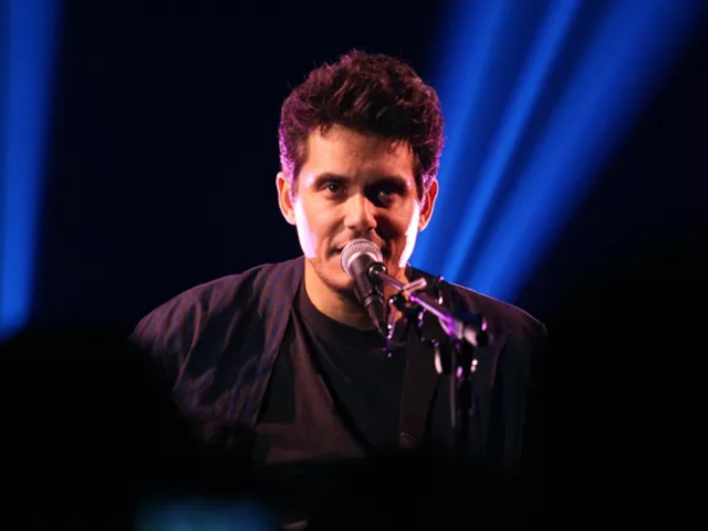 John Mayer Reportedly Has a Crush on Kourtney Kardashian