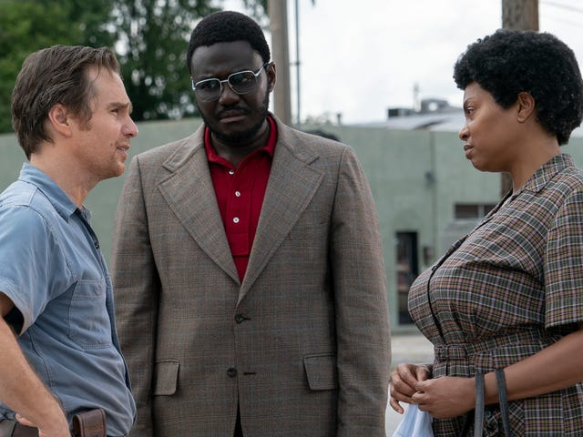 Taraji P. Henson donne vie à l&#39;activisme d&#39;Ann Atwater dans <i>The Best of Enemies</i>