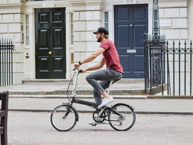 一个实际上合理的自动品牌自行车
