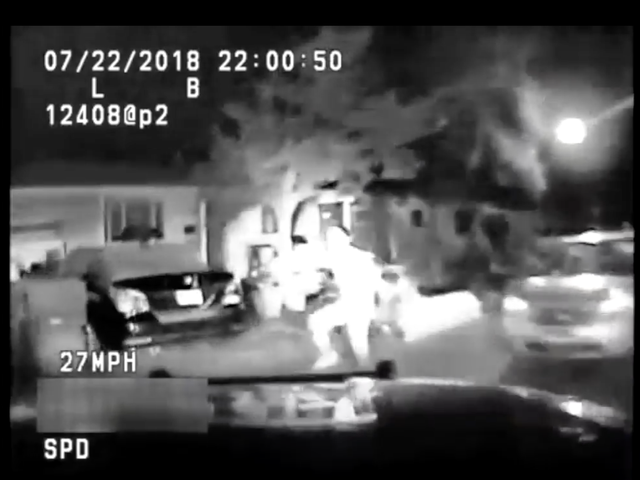 Sacramento Police Release Video of Cop Car Hitting Teen on Sidewalk, Knocking Him Into the Air