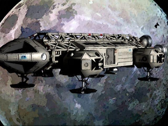 Moonbase Alpha makes a return