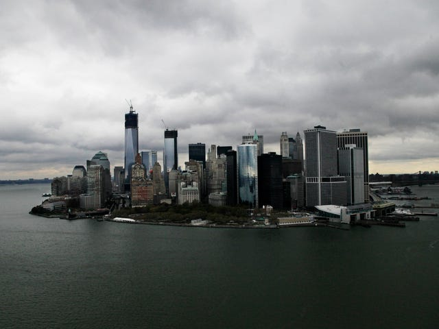 Walczy się o wielki nowy projekt rurociągu w Nowym Jorku