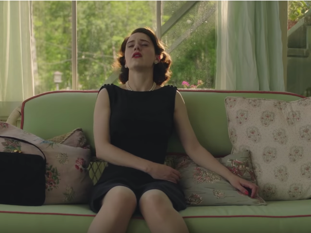 Lose Yourself in the Pastel Dreamscape of The Marvelous Mrs. MaiselSeason 2 Trailer