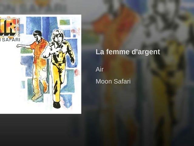 Air - La femme d'argent