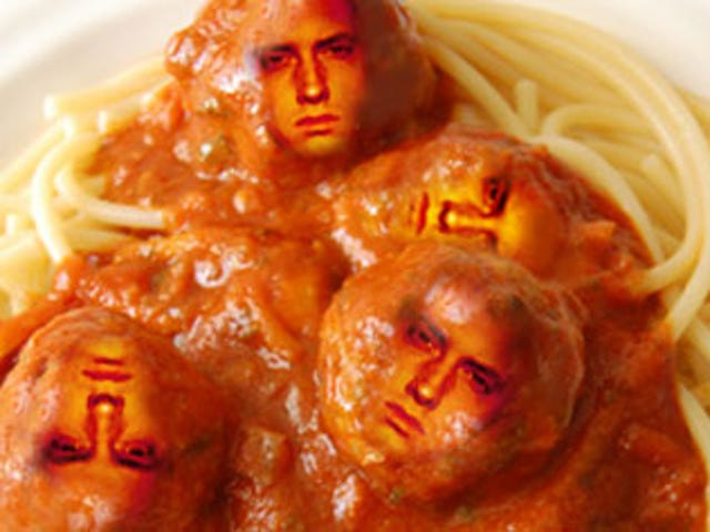 This edited version of Eminem's Lose Yourself is absolutely hilarious