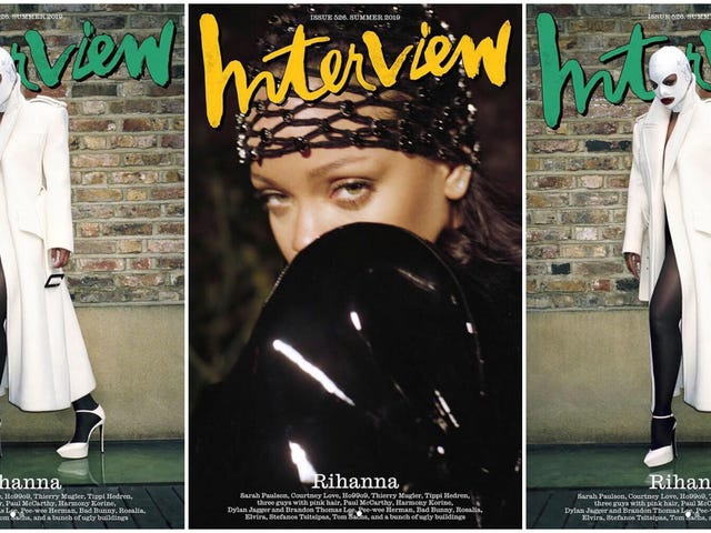 Underneath It All: Rihanna Reveals Her 'Shy' Side, Says She Wants to Be a Mother 'More Than Anything'