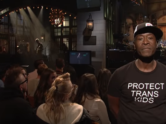 A forgettable <i>Saturday Night Live</i> squanders Don Cheadle, for god's sake