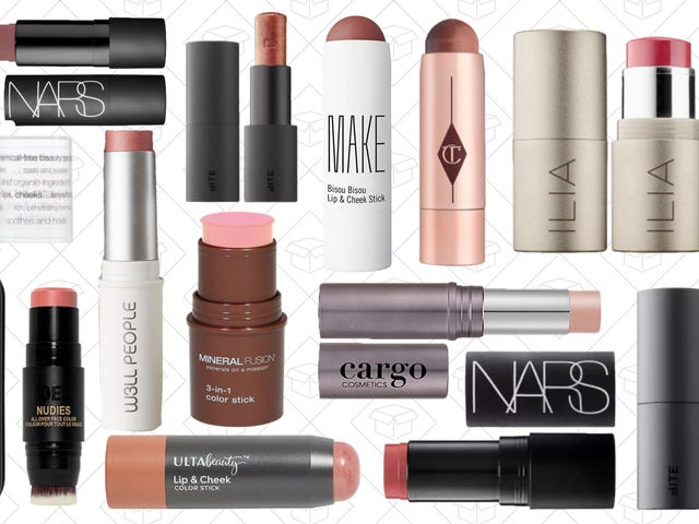 The Multi-Use Makeup Sticks That Do All Their Jobs Well