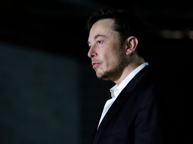 'I Don't See How This Could Hurt Me' Says Elon Musk, Head-Butting Car: Report