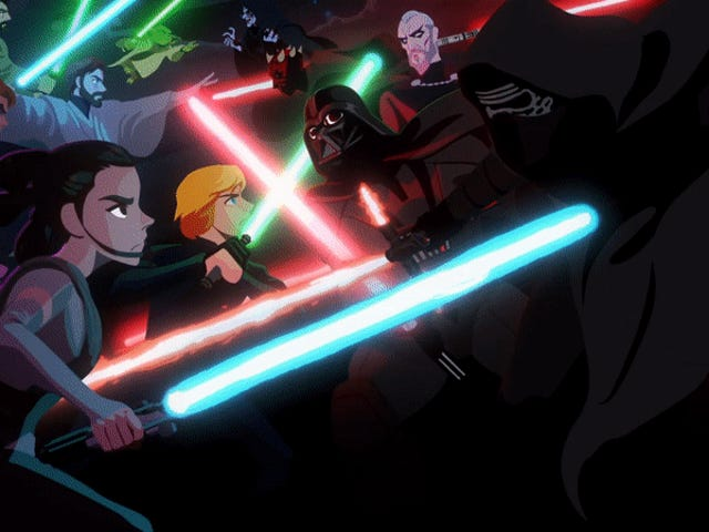 Holy Crap, This Star Wars Short Made Me Excited About the Jedi for Once