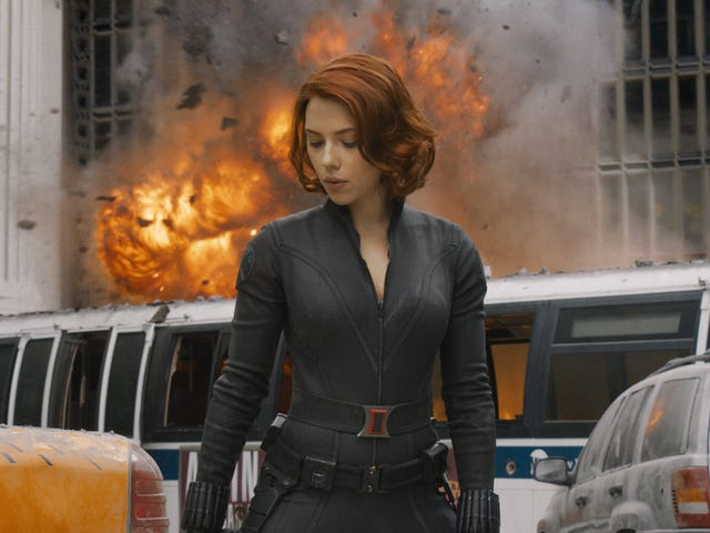 """Kevin Feige says the Black Widow movie was """"never going to be"""" rated R"""