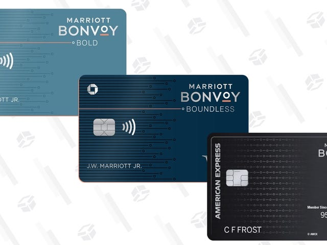 Marriott Bonvoy Cards - Which One Is Right For You?