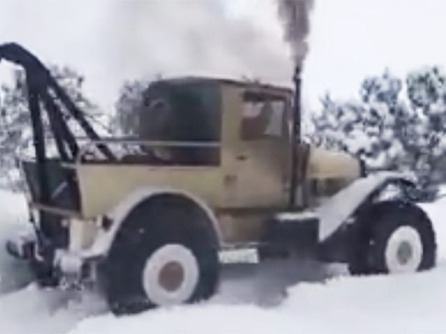 This 1925 Tow Truck Deserves A Free Pass To Roll Coal