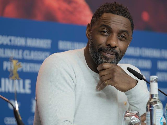 Idris Elba to become a nanny for Netflix