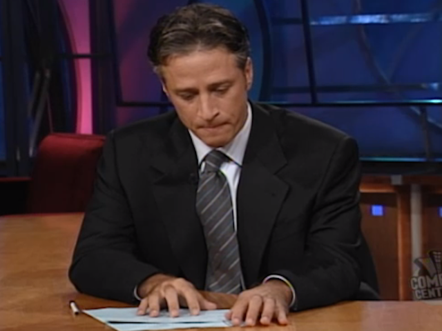 Jon Stewart's Post-9/11 Daily Show Was Tearful, Hopeful & Amazing