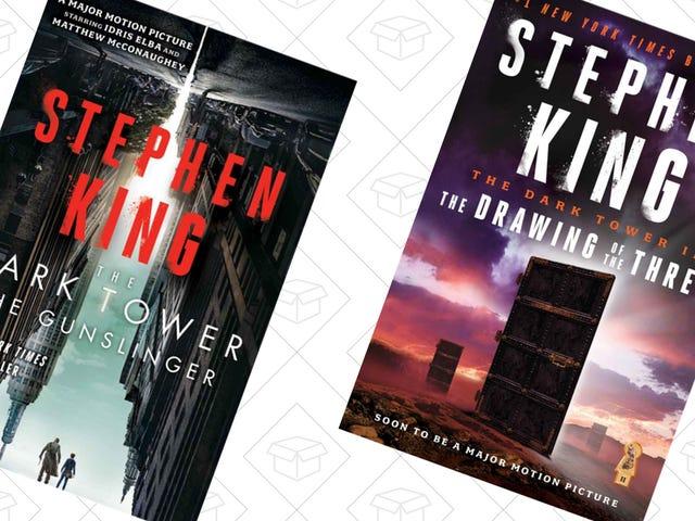 Ignore That Σκοτεινή ταινία πύργος, και να κατεβάσετε τα πρώτα δύο βιβλία για $ 3 το καθένα