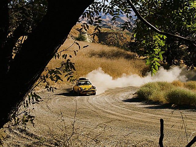 Luftgekühlt's New Rally-Ready Porsche 911 Build Makes Me Warm And Fuzzy With Glee