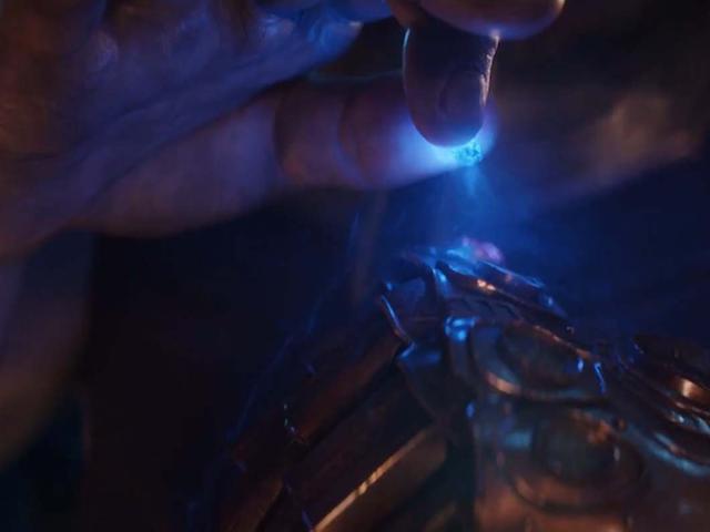 Se filtra la primera imagen de Thanos en Avengers: Endgame