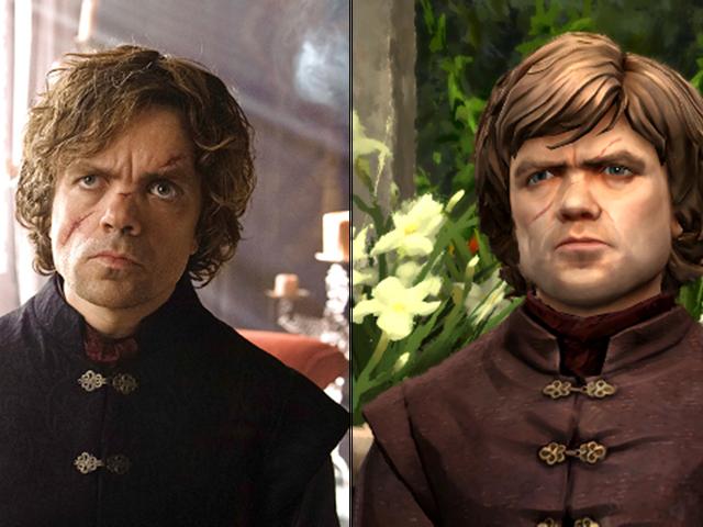 <i>Juego de Tronos</i>: los personajes del videojuego vs actores de la serie