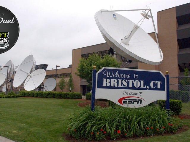 Rapport: ESPN Och DraftKings Lös Exklusiv Reklamavdelning