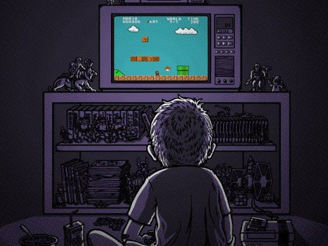 A Boy and his Games