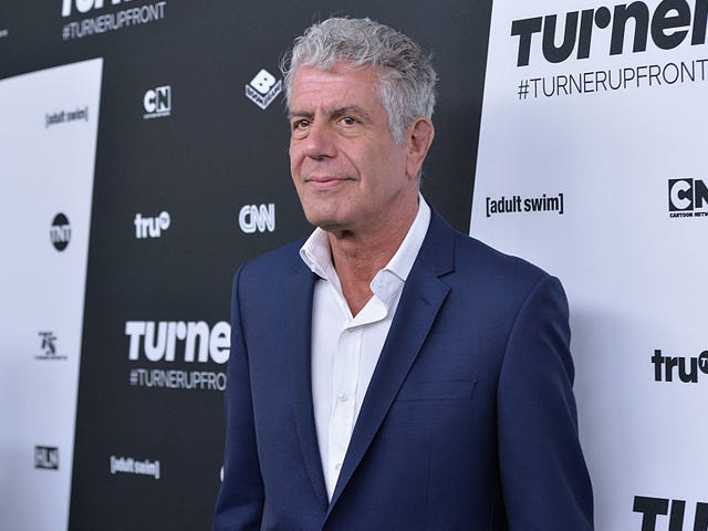 Anthony Bourdain, cook turned globetrotting host, has died at age 61