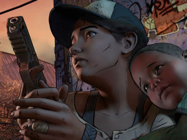 Now Is The Right Time For Telltale's Walking Dead To Come To An End