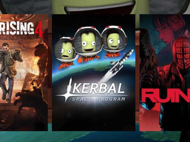 Join Humble Monthly For $12 to Get Kerbal, Dead Rising 4, and Ruiner Immediately