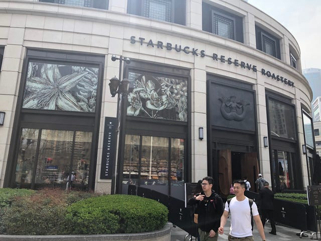 Okay, Things are calming down... Maserati, Michael Jackson, OPPO and THE Worlds largest SBux and
