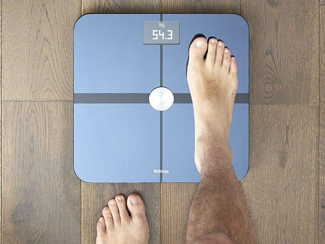 Track the Damage the Holidays Are Doing to Your Body With This Withings Smart Scale Deal