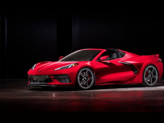 2022 C8 Corvette Z06可能是800-HP Twin Turbo Monster:报告