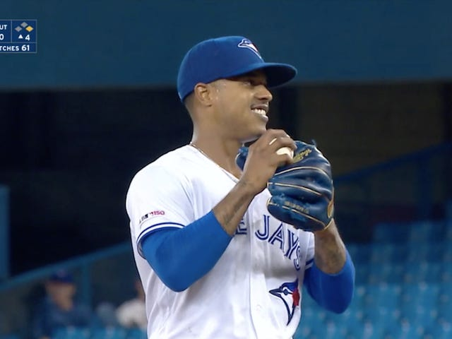 Marcus Stroman And The Red Sox Had Themselves A Little Squabble