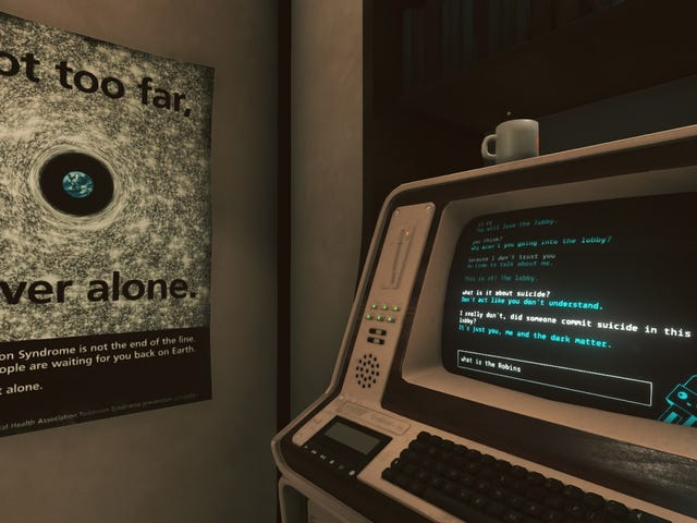 Glitch Creates Unintentional Extra Ending In Sci-Fi Steam Game