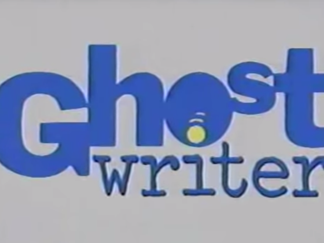 Apple is making a Ghostwriter reboot that sounds nothing like Ghostwriter