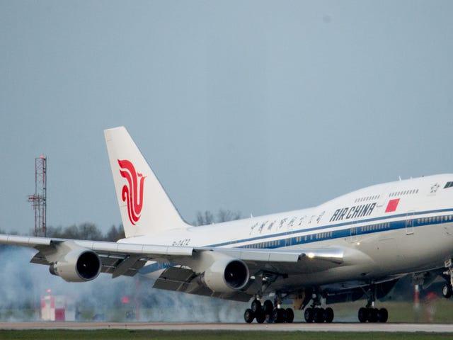 Se pide disculpa a Air China luego de que la revista Airline Magazine imprima una advertencia racista