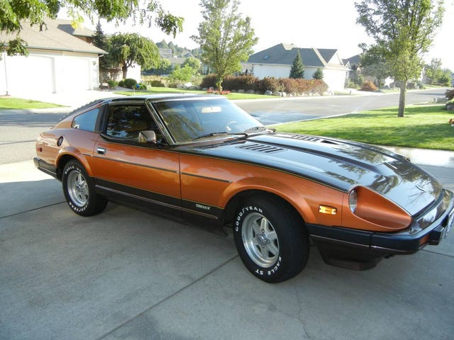 At $18,500, Could You T-Top This 1982 Datsun 280ZX?