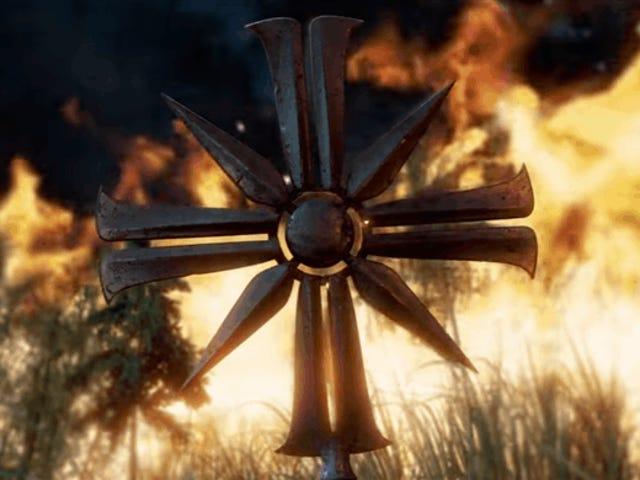 Caos, sectas y odio: en el nuevo Far Cry 5 экстремальных действий в Лос-Анджелесе