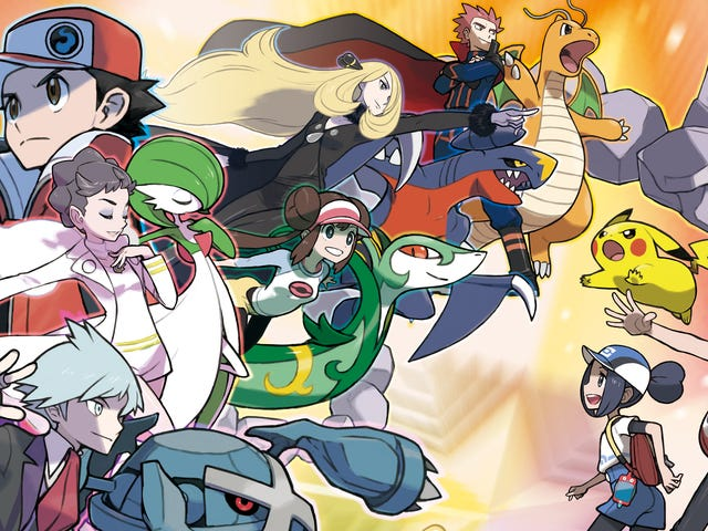 <em>Pokémon Masters</em> Bringer Real-Time Team Battles To Mobile i sommer