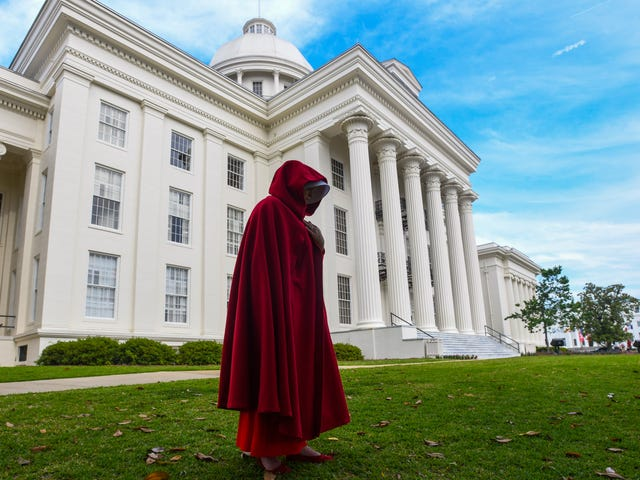 Alabama's Abortion Ban Hits Black Population Differently