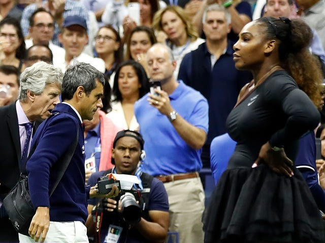 The Shook Ones: Umpires Reportedly Considering Boycott of Serena Williams' Matches