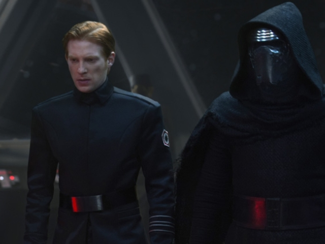 Reading the Star Wars: Episode IX Script Has Made Domhnall Gleeson Paranoid