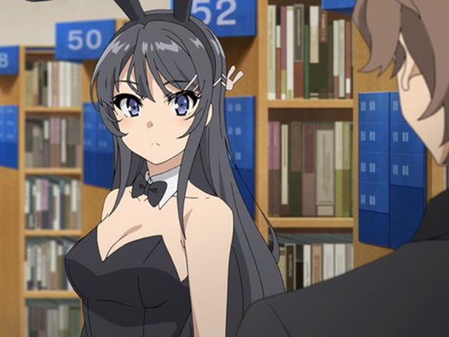 Enjoy the english subbed promo of the anime of Rascal Does Not Dream of Bunny Girl Senpai