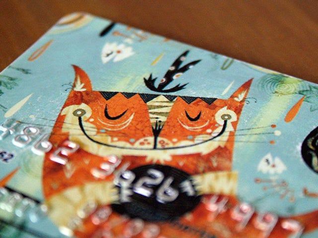 あなたが有益な報酬を受け取った場合にのみクレジットカードを使用する