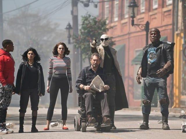 The Five Best Scenes from Doom Patrol