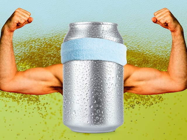 What's behind the rise of 100-calorie craft beers?