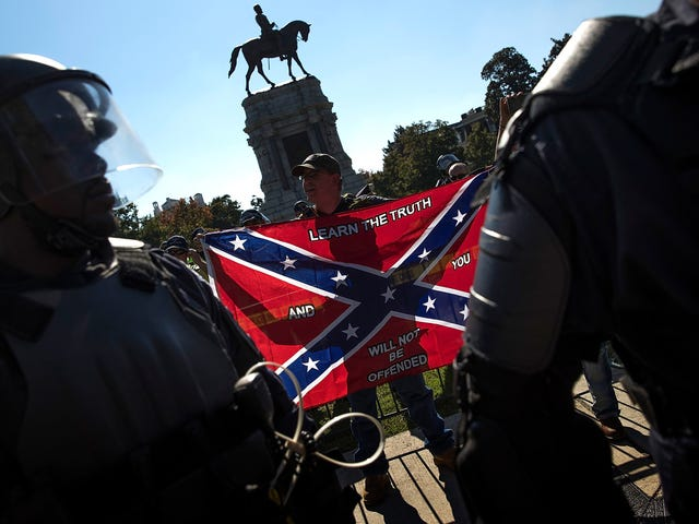 Color Me Shocked: 2 Virginia Police Officers Fired for Ties to White Supremacist Orgs