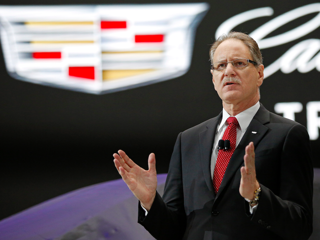 Cadillac President Johan de Nysschen Is Out