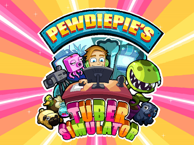 PewDiePie's New Game Is About Becoming More Famous Than PewDiePie