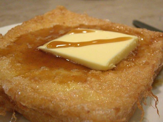 हम अंत में मक्खन का लुत्फ उठाना बंद कर सकते हैं